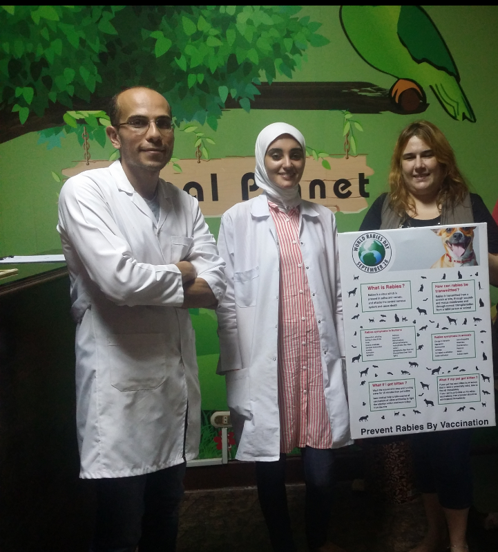 World Rabies Day at Animal Planet Clinic