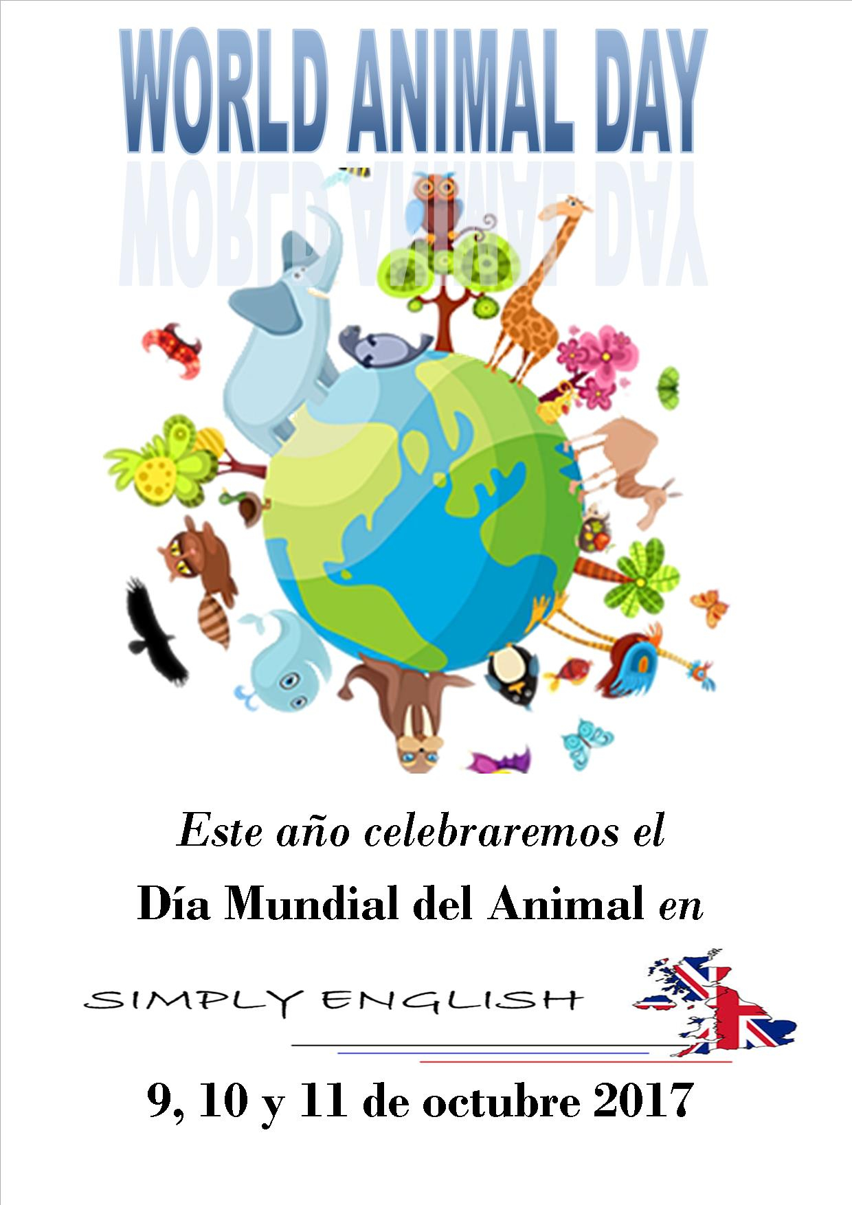 World Animal Day Awareness & Celebration