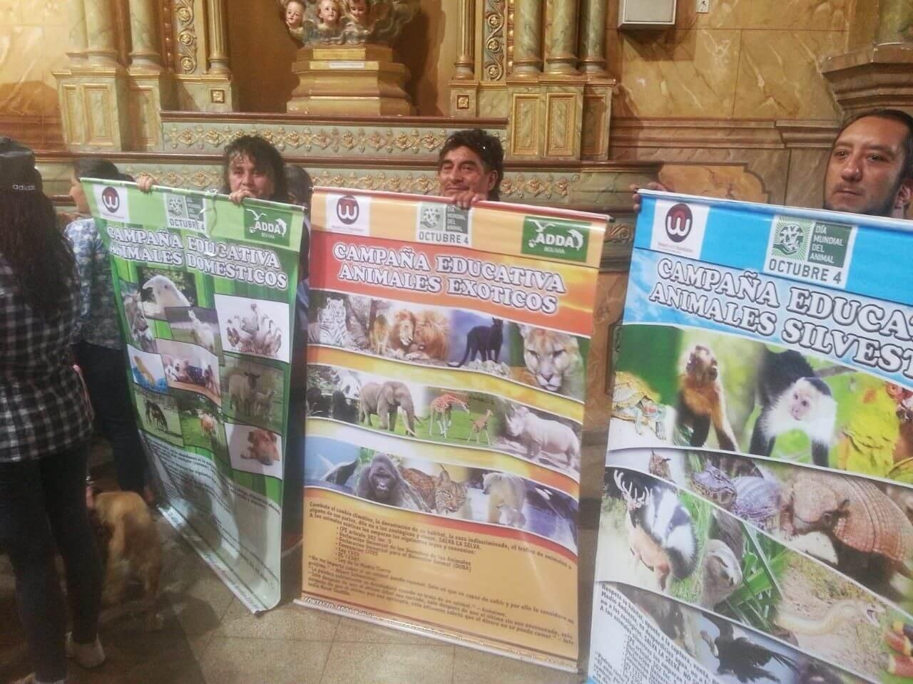 World Animal Day Mass 2018