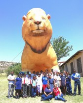 Four Paws celebrates World Animal Day at Lionsrock Big Cat Sanctuary