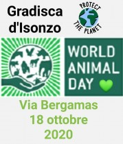 World Animal Day Gradisca, Italy