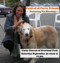 Festival of Furry Friends: Featuring Pet Blessings