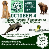 World Animal Day Celebration