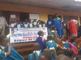 OIPA Cameroon makes history on World Animal Day
