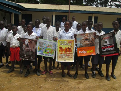 Humane Education Programme for Schoolchildren