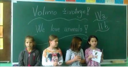 The Kids Have Spoken: No To Fur In Bosnia and Herzegovina!