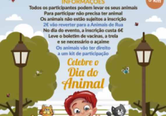 Walk Animal-Walk for the animal cause