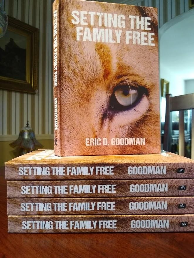 Author Profits from sales of SETTING THE FAMILY FREE to benefit animals