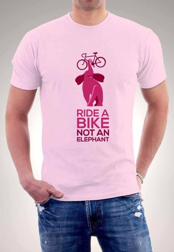 Ride A Bike Not An Elephant