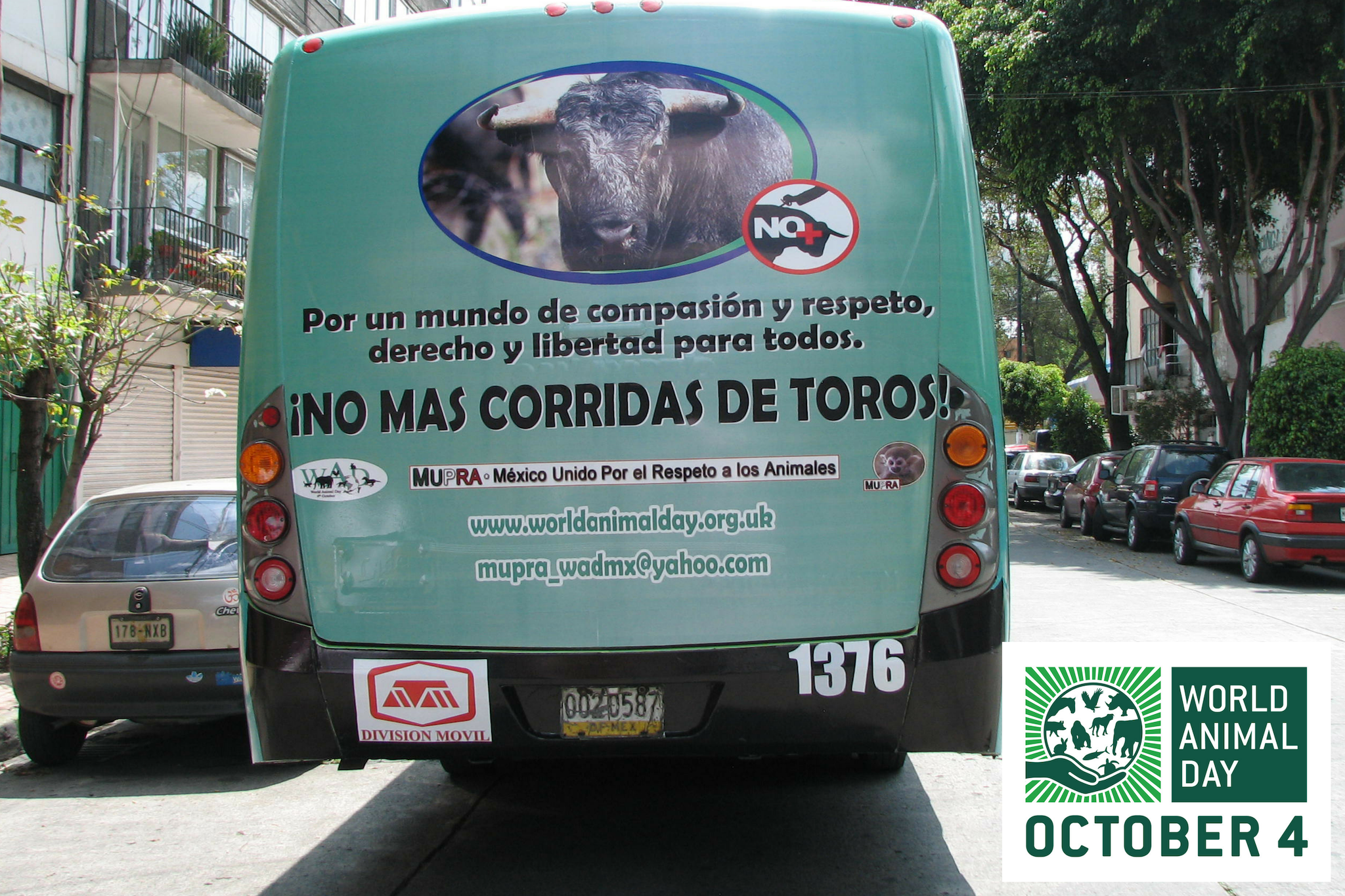 Mexico - WAD Bus Annual October Event