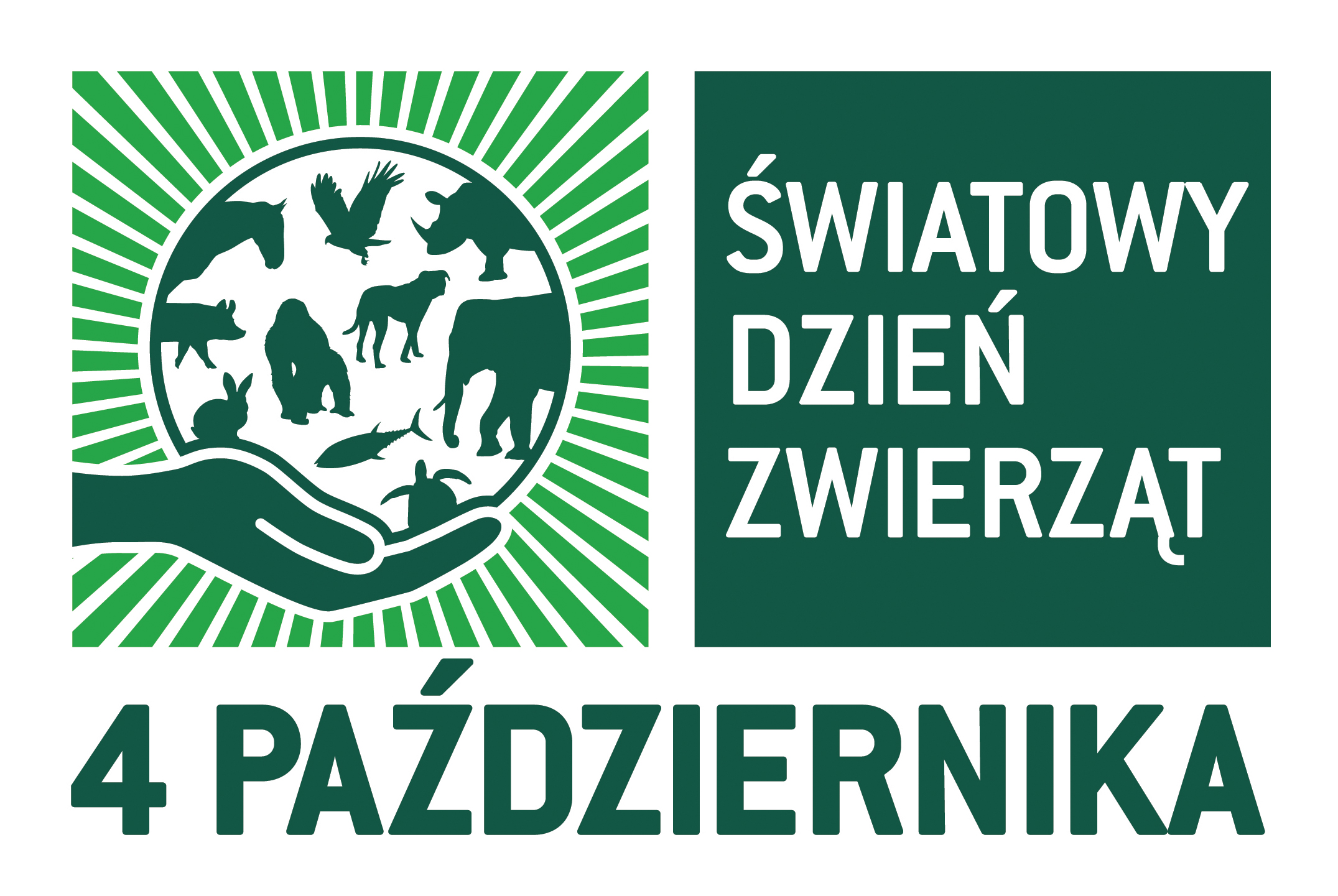 Polish World Animal Day logo