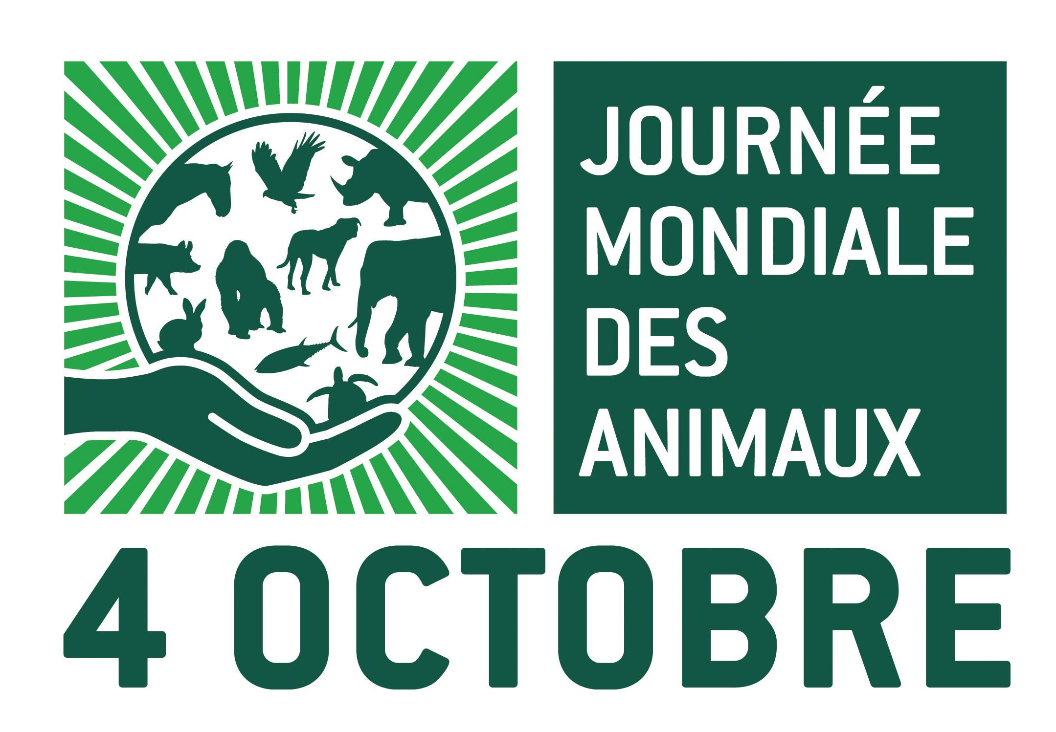 """Résultat de recherche d'images pour """"journée mondiale des animaux 4 octobre 2018"""""""
