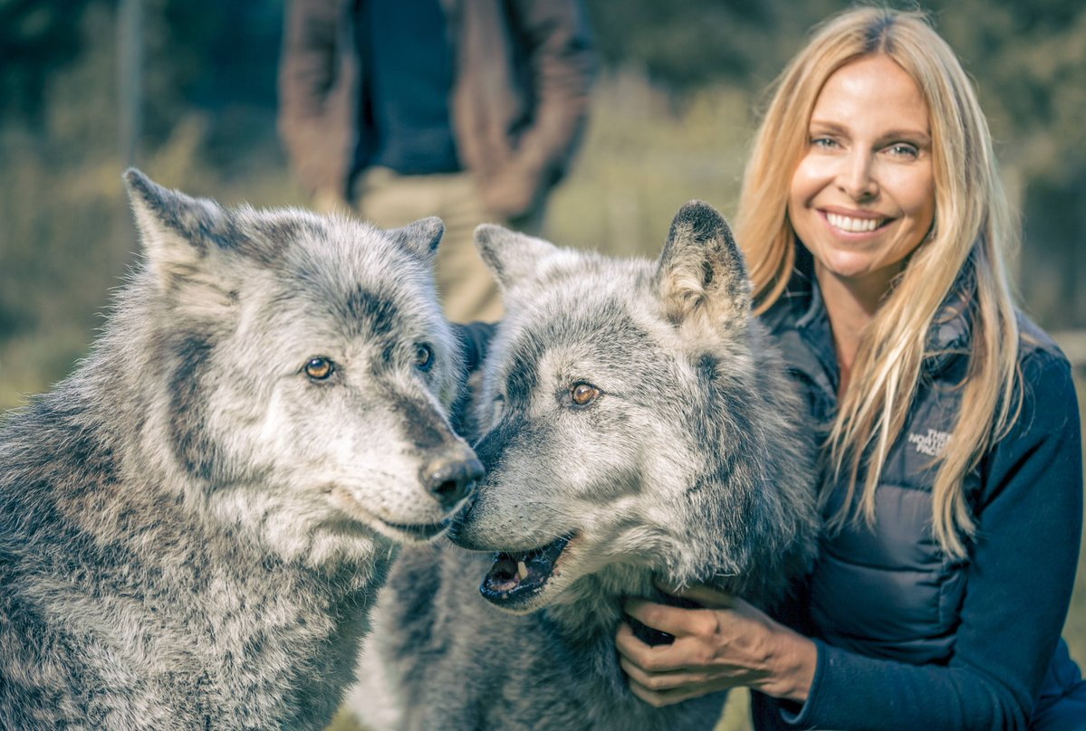Anneka Svenska World Animal Day